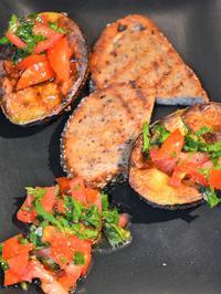 Avocado vom Grill - Rezept