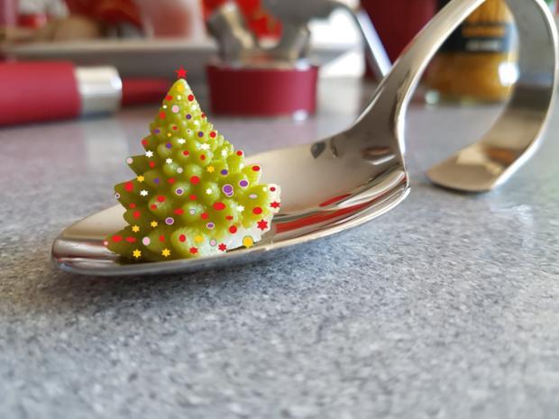 """Romanesco """"mein persönliches Weihnachtsbaumgemüse"""" - Rezept - Bild Nr. 1357"""