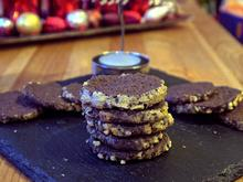 Kardamom-Schokoladen-Kekse - Rezept