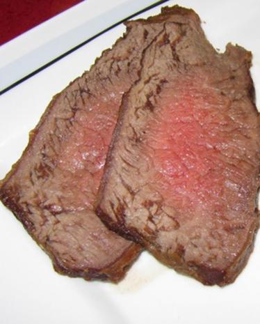 Fleisch / Rind = Roastbeefröllchen à la Biggi  - Rezept - Bild Nr. 1364
