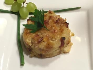 Zwiebelkuchen mit Federweißer - Rezept