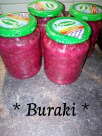Rezept: Buraki
