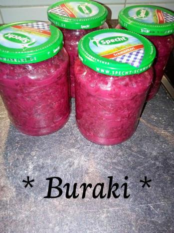Buraki - Rezept - Bild Nr. 1376
