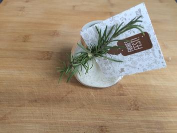 Kräutersalz - Rezept