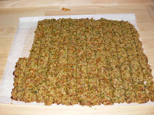 Plätzchen: Aprikosenstangen - Rezept - Bild Nr. 1414