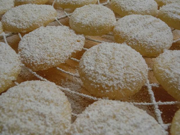 Rezept kekse schneeflockchen