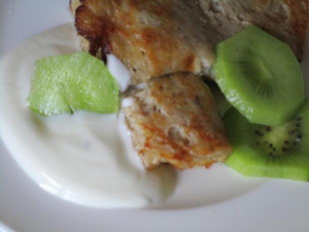 glutenfreie Pancakes aus drei Zutaten - Rezept - Bild Nr. 2