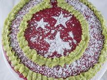 glutenfreie Torte aus Teffmehl - Rezept