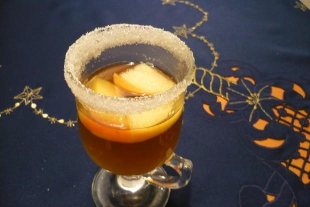 Apfel - Amaretto Punsch - Rezept