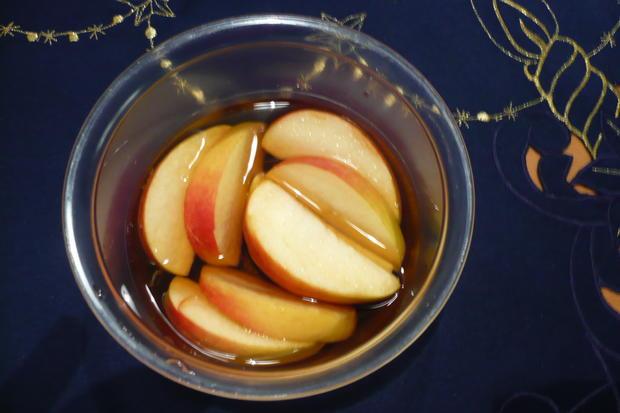 Apfel - Amaretto Punsch - Rezept - Bild Nr. 2
