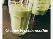 BiNe` S GRÜNER FRUCHTSMOOTHIE - Rezept