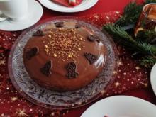 Kleine Schokoladen - Schmand - Torte - Rezept - Bild Nr. 1429