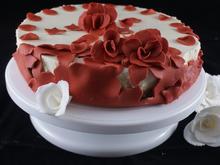 glutenfreie Panna Cotta Torte - Rezept