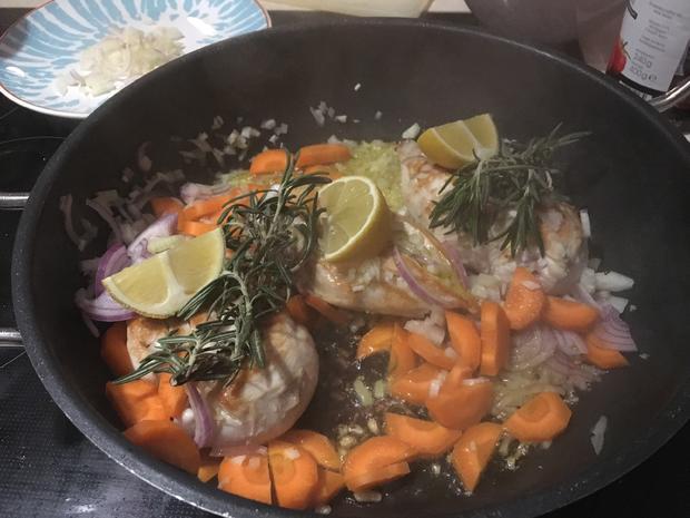Chicken Dimitrios - Rezept - Bild Nr. 3