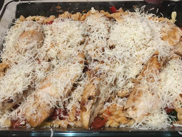 Chicken Dimitrios - Rezept - Bild Nr. 10