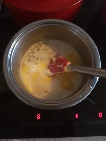"""Fisch / Lachs = ein """"Ganzer"""" Lachs mit Zitronenbuttersosse  à la Biggi - Rezept - Bild Nr. 8"""