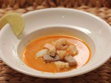 Fischsuppe á la Domou Ndar - Rezept