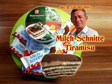 Mazu12-Milch-Schnitte Tiramisu - Rezept