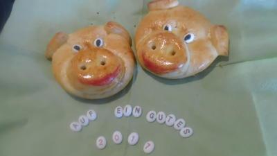 """""""Glücks-Schweinchen"""" - Rezept"""