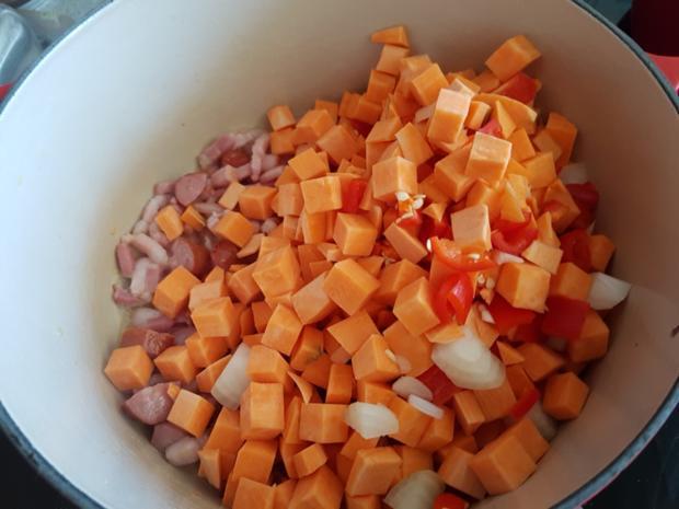Biggi`s One Pot = Süsskartoffel als schneller Eintopf - Rezept - Bild Nr. 8