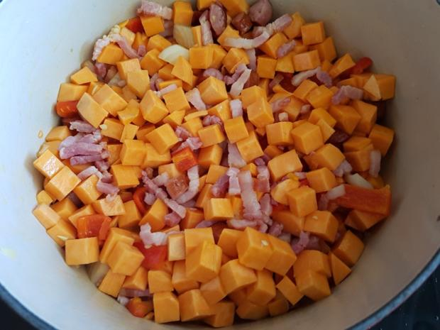 Biggi`s One Pot = Süsskartoffel als schneller Eintopf - Rezept - Bild Nr. 9