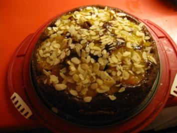 Schoko - Ananas - Kuchen - Rezept