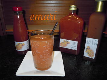 Orangen Punsch Konzentrat - Rezept - Bild Nr. 11