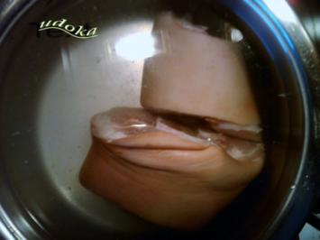 Chinesische-Schweinshaxe - Rezept