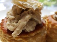 Geflügel / Huhn = Hühnerfrikassee in Blätterteig-Pasteten  à la Biggi  - Rezept - Bild Nr. 17