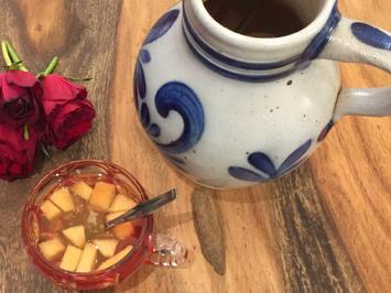 Apfelwein-Bowle - Rezept