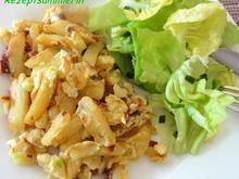 Kartoffel:   KLOßSTIFTE mit Schinken + Ei - Rezept - Bild Nr. 1482