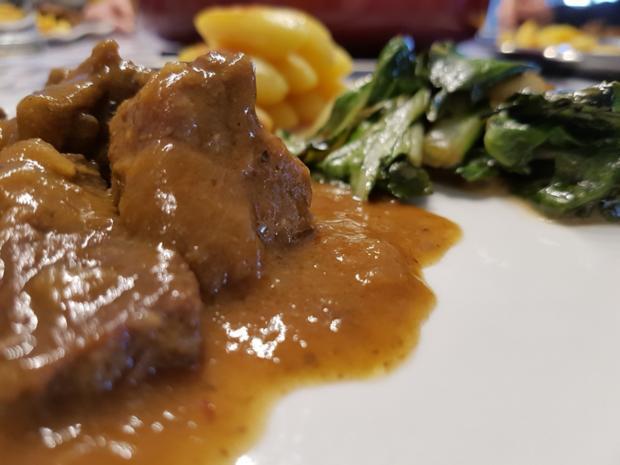 Fleisch / Rind = Zwiebelfleisch als Gulasch à la Biggi  - Rezept - Bild Nr. 15