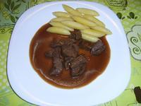 Fleisch / Rind = Zwiebelfleisch als Gulasch à la Biggi  - Rezept - Bild Nr. 18