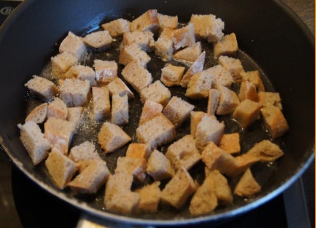 Knoblauchsuppe mit Einlage - Rezept - Bild Nr. 6