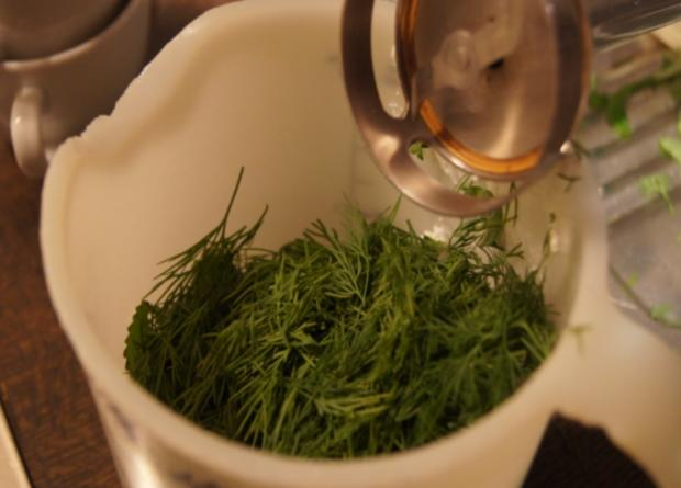 Gemüsesticks mit Kräuter-Quark-Dip - Rezept - Bild Nr. 4