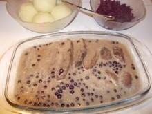 Wildschweinbraten in Heidelbeersoße - Rezept