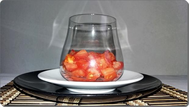 Schichtsalat ➯ im Glas ➯ auch für die Mittagspause im Büro - Rezept - Bild Nr. 1520