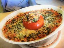 Tomate eingebettet - Rezept - Bild Nr. 1519