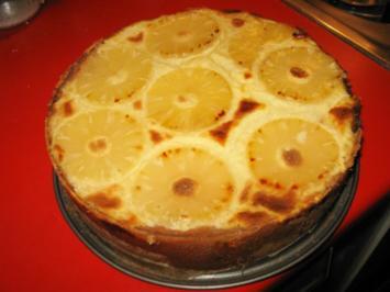 Ananas Kuchen - Rezept - Bild Nr. 1519