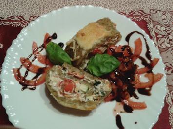 Mediterrane Kartoffel-Roulade - Rezept - Bild Nr. 1547