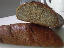 Mandel-Kokos-Brot - Rezept - Bild Nr. 1583