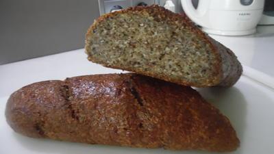 Rezept: Mandel-Kokos-Brot