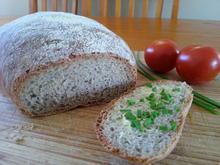 Weizenmischbrot (mit Buchweizen) - Rezept - Bild Nr. 2