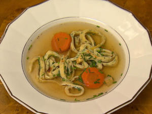 Palatschinken für die Frittatensuppe - Rezept