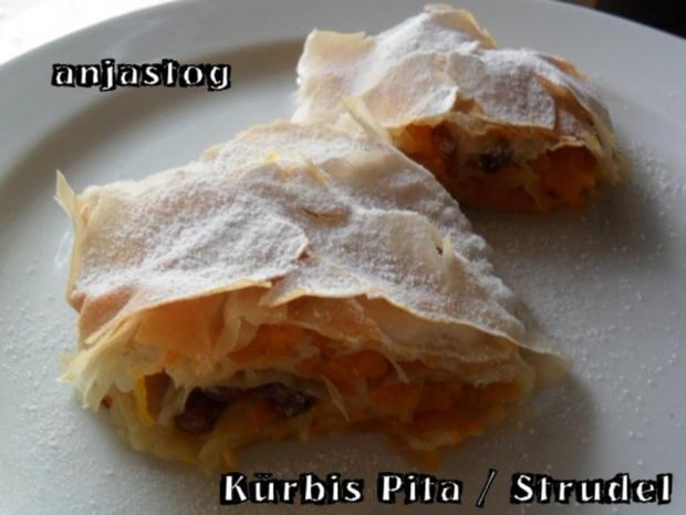 Kürbis Pita - Rezept