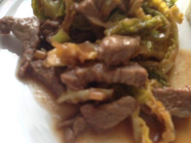 Mongolian Beef - Rezept - Bild Nr. 1667