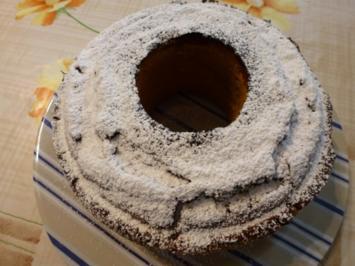 Rezept: Rührkuchen, klein und laktosefrei
