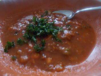 Suppe - Restesuppe von der Ente - Rezept - Bild Nr. 1668