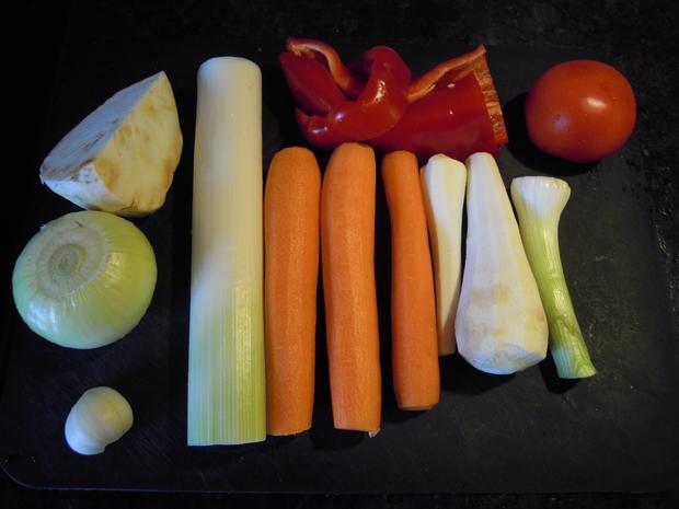 meine Gemüsewürze - statt Suppenwürfel - Rezept - Bild Nr. 1685