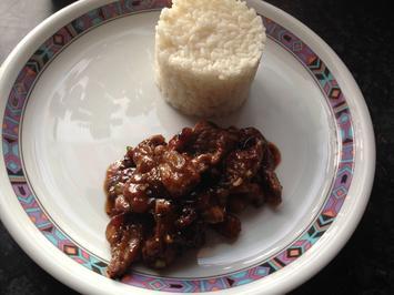Rezept: Hot Plate Beef